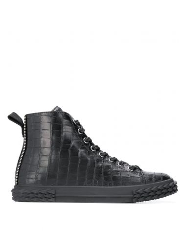Sneakers alta Braky print