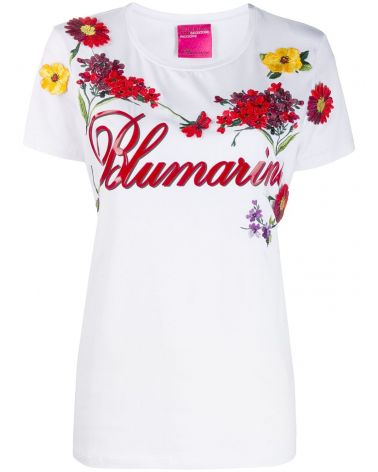 T-Shirt mm c/ricamo