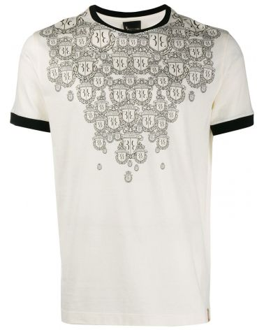 T-Shirt mm giro Crest