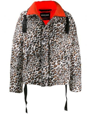 Giubbotto st.leopardo
