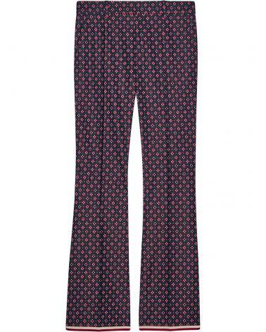 Pantalone jersey G geometrico iconico