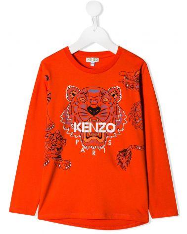 T-Shirt mm giro Tiger JB