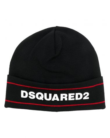 Cappello lana doppio + transfer