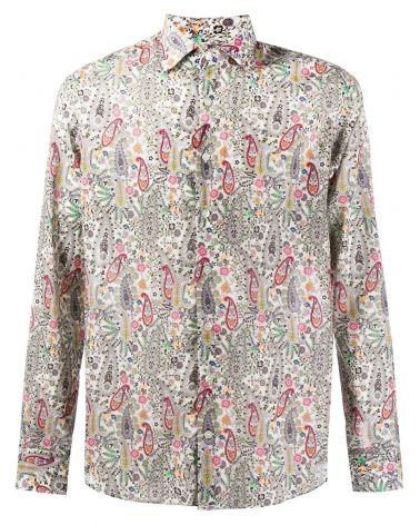 Camicia ml Etro spread
