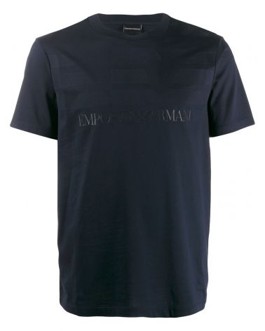 T-Shirt mm giro c/logo
