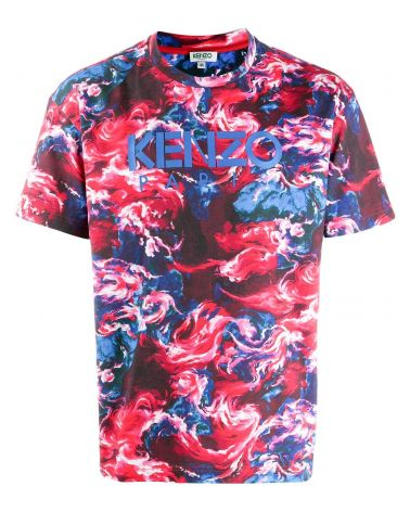 T-Shirt mm Kenzo World