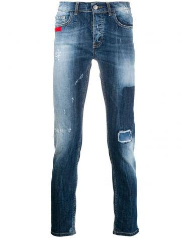 Jeans 5 tasche Da Vinci