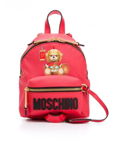 Zaino mini c/Brushstroke Teddy Bear