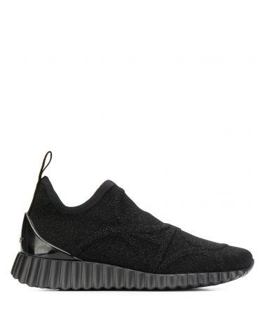 Sneaker calzino gancini