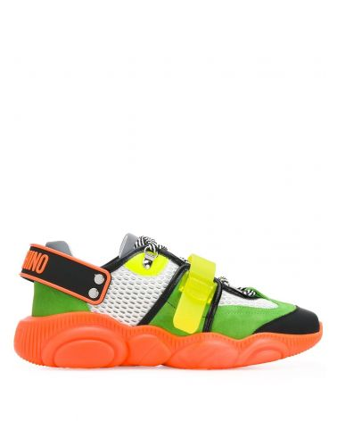 Sneakers Teddy Fluo