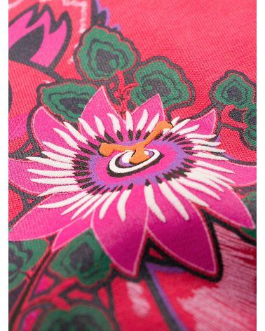 T-Shirt mm giro Tiger Passion Flower