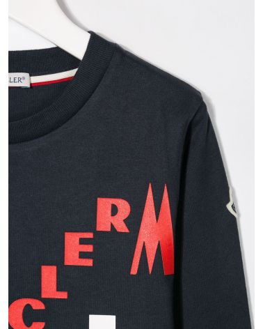 T-Shirt ml giro stampa
