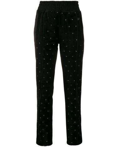 Pantalone ciniglia Crystal
