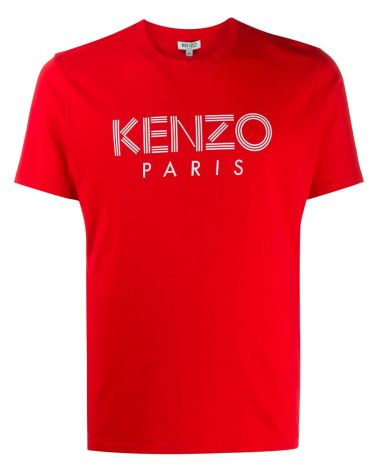 T-Shirt mm Kenzo Paris