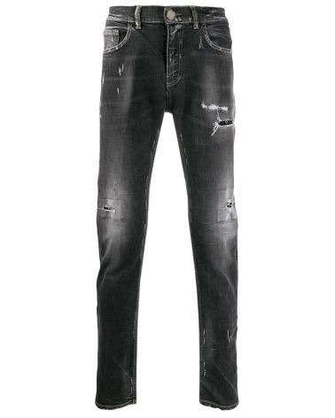 Jeans 5 tasche Einstein