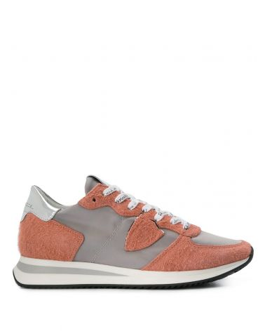 Sneaker TRPX lana scamosciata