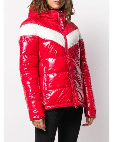 Giubbino Ski glossy bicolor