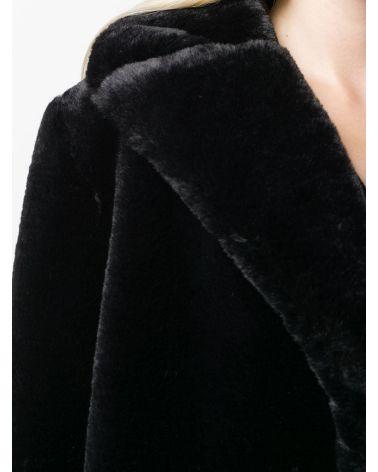 Cappotto finta pelliccia