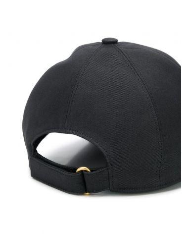 Cappello drill + ricamo Gucci