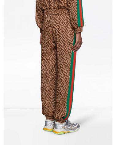 Pantalone rombo jacquard