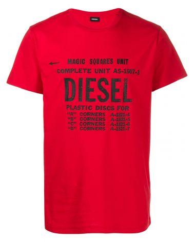 T-Shirt mm T-Diego B6