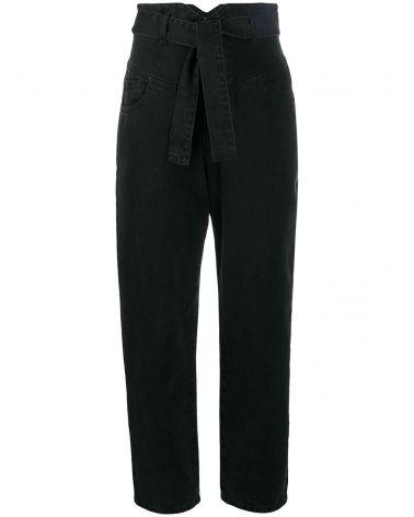 Jeans vita lata c/bustier Carol