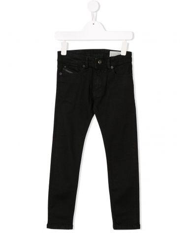 Jeans 5 Tasche Sleenker-J