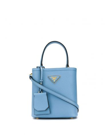 Secchiello saffiano cuir + city calf