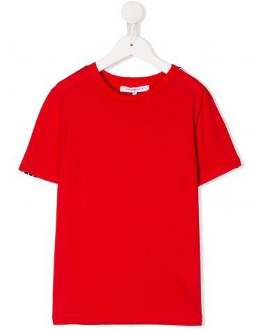 T-Shirt mm giro elastico logo