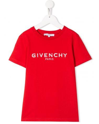 T-Shirt mm giro stampa logo