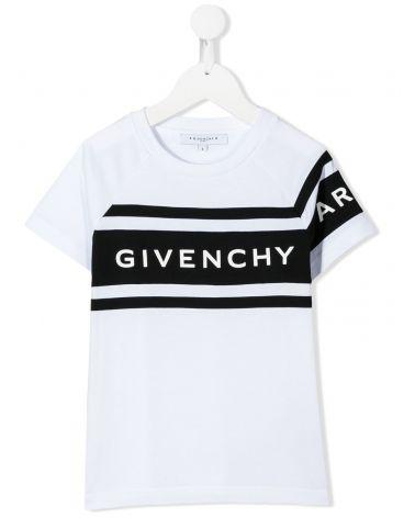 T-Shirt mm giro logo Givenchy