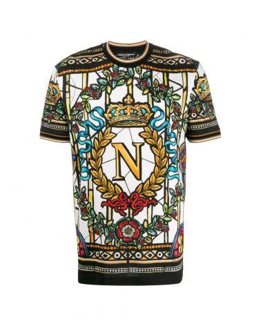 T-Shirt mm giro st.Napoleone