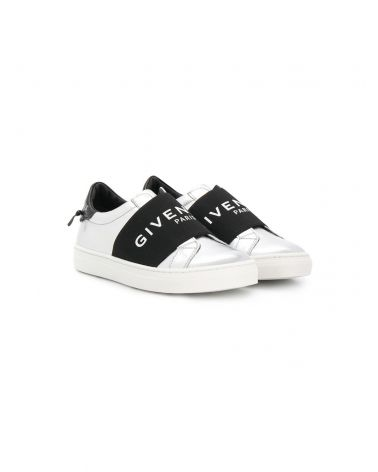 GIVENCHY SNEAKERS - URBAN STREET PELLE