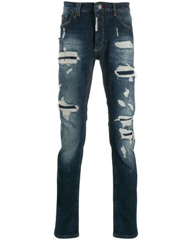 Jeans super straight Irresponsable