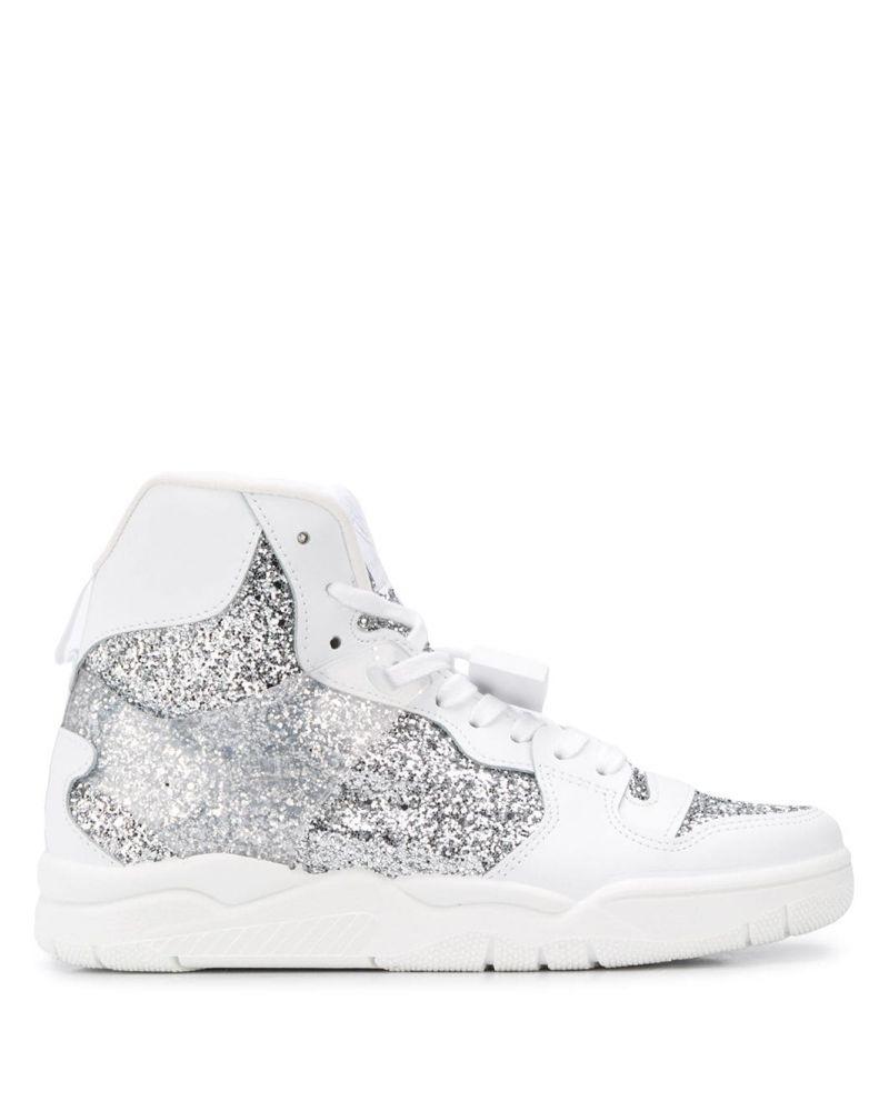 Sneaker Basket glitter