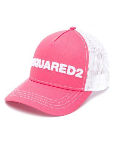 Cappello Baseball cotone + rete