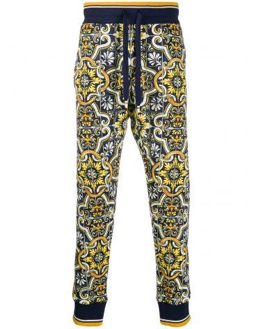 Pantalone st.Maioliche