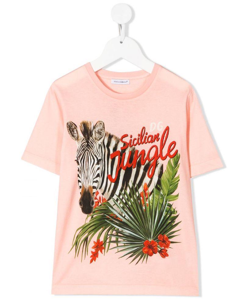 T-Shirt mm giro st.Zebra