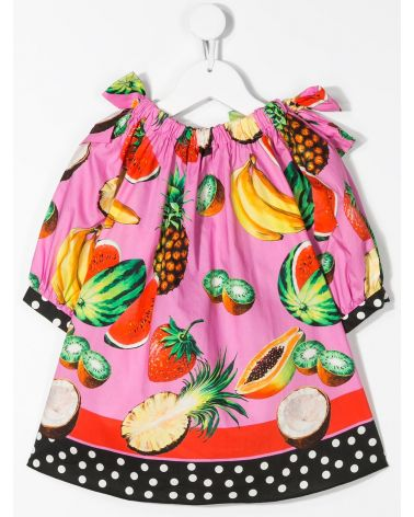 Blusa mm st.Frutta