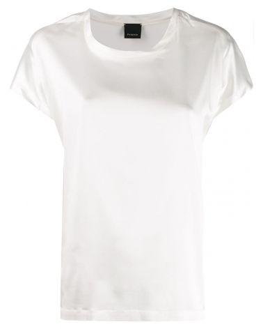 Blusa raso seta stretch Farisa