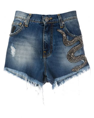 SHORT DENIM ALBANESE