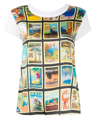 T-Shirt mm giro Dolcevita