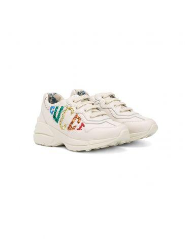 Sneaker pelle Apollo