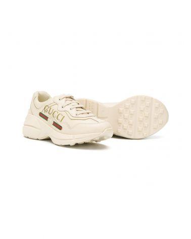 Sneaker pelle