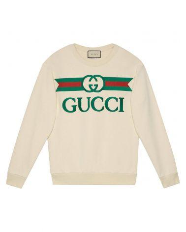 Felpa ml giro ogo Gucci