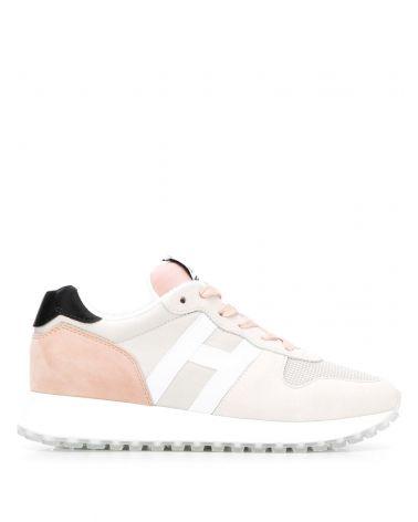 Sneaker H429 allacciata