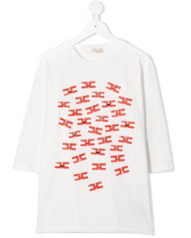 T-Shirt mm st.CC occhi