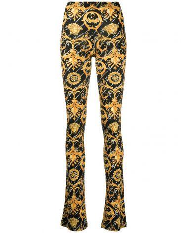 Pantaloni con st.Barocco Signature