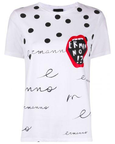 T-Shirt mm c/stampe