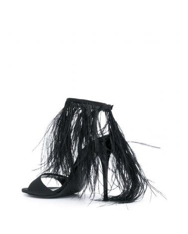 Sandalo c/piume